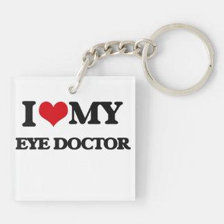I love my Eye Doctor Key Chain