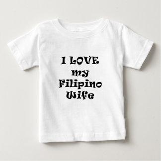 I Love my Filipino Wife Tees