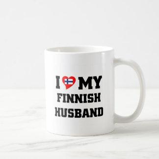 I love my finnish husband coffee mug
