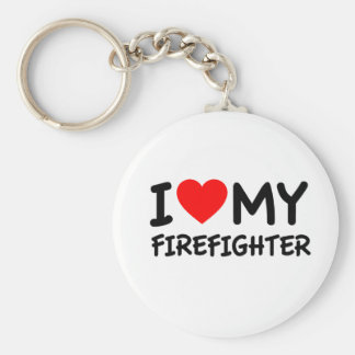 I love my firefighter keychain