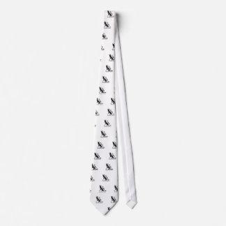 i love my german shepherd tie