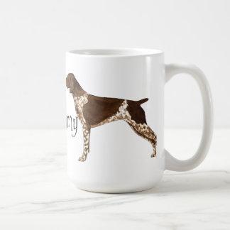 I Love my German Shorthaired Pointer Coffee Mug