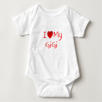 I Love My GiGi Infant & Toddler T-Shirt