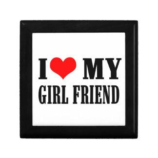 i love my girl friend gift box