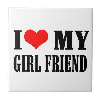 i love my girl friend tile