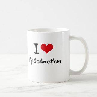 I Love My Godmother Coffee Mug
