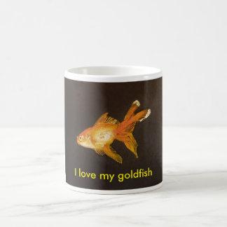I love my Goldfish Coffee Mug