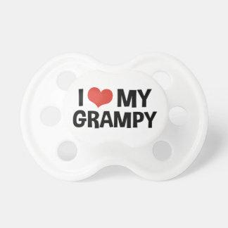 I Love My Grampy Pacifier