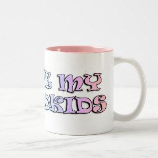 I Love My Grandkids mug