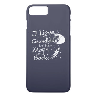 I Love My GrandKids to the Moon and Back iPhone 7 Plus Case