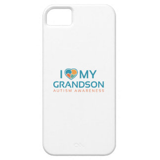 I Love My Grandson Case For The iPhone 5