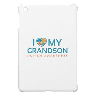 I Love My Grandson iPad Mini Case