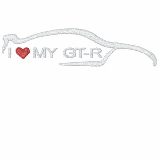 I Love My GT-R Track Jackets