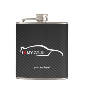 I love my GTR Hip Flask