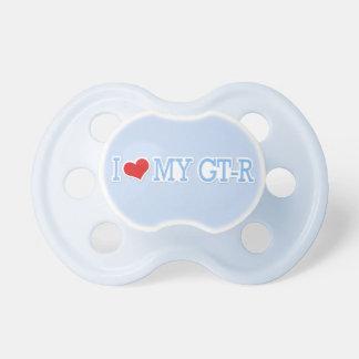 I Love My GTR Pacifier