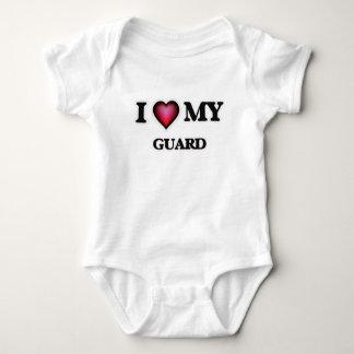 I love my Guard Baby Bodysuit