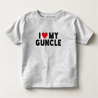 I Love My Guncle. Toddler T-shirt
