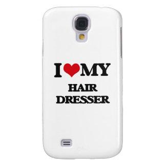 I love my Hair Dresser Galaxy S4 Cases