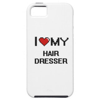 I love my Hair Dresser Case For The iPhone 5