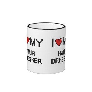 I love my Hair Dresser Ringer Mug