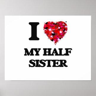 I Love My Half Sister Poster