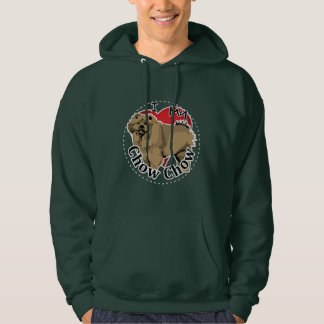 I Love My Happy Adorable Funny & Cute Chow Chow Hoodie