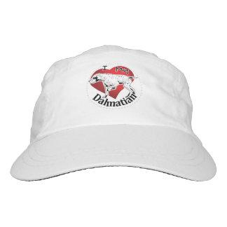 I Love My Happy Adorable Funny & Cute Dalmatian Hat