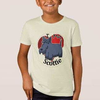 I Love My Happy Adorable Funny & Cute Scottie Dog T-Shirt