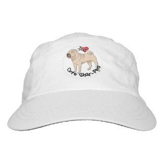 I Love My Happy Adorable Funny & Cute Shar Pei Dog Hat