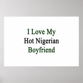 I Love My Hot Nigerian Boyfriend Poster
