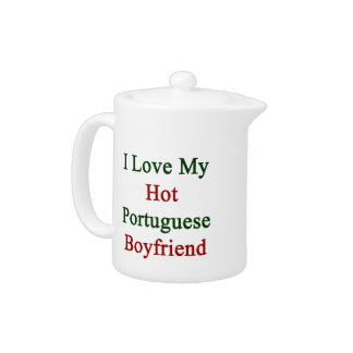 I Love My Hot Portuguese Boyfriend