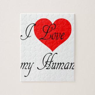 I love my Human Puzzles