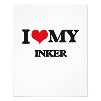 I love my Inker Flyers