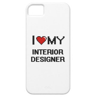I love my Interior Designer iPhone 5 Cases