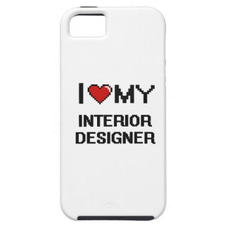 I love my Interior Designer Case For The iPhone 5