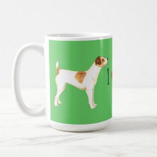 I Love my Jack Russell Terrier Coffee Mug