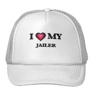 I love my Jailer Trucker Hat