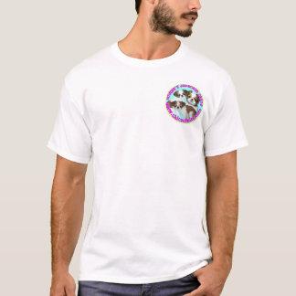 I Love My Japanese Chin Logo T-Shirt