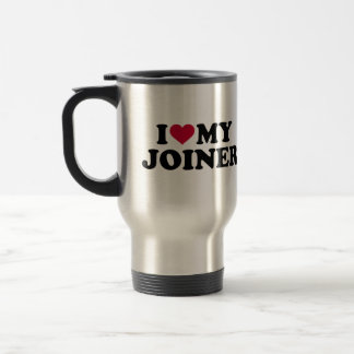 I love my joiner travel mug