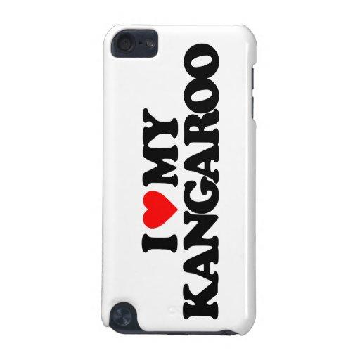 I LOVE MY KANGAROO iPod TOUCH (5TH GENERATION) CASE