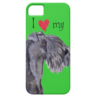 I Love my Kerry Blue Terrier iPhone 5 Case