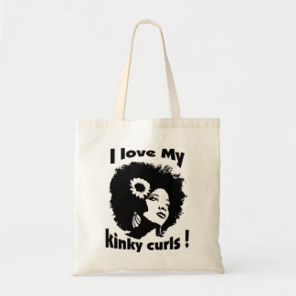 I love  My Kinky Curls!