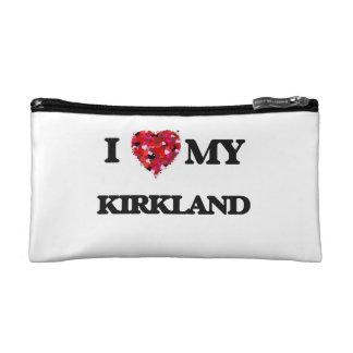 I Love MY Kirkland Makeup Bag