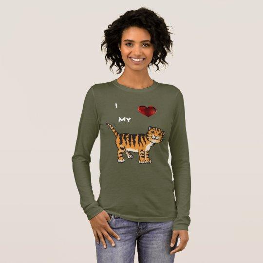 I LOVE my KITTY Fun T-Shirt