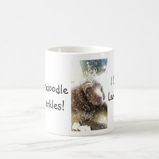 I love my Labradoodle Coffee Mug