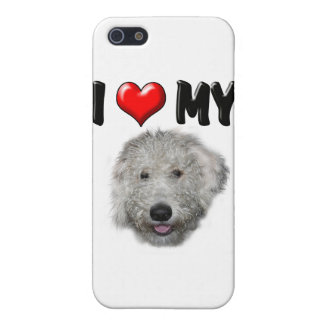 I Love My Labradoodle Cover For iPhone 5/5S