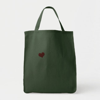 I Love My Labradoodle (Female Dog) Grocery Tote Bag
