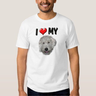 I Love My Labradoodle T Shirt