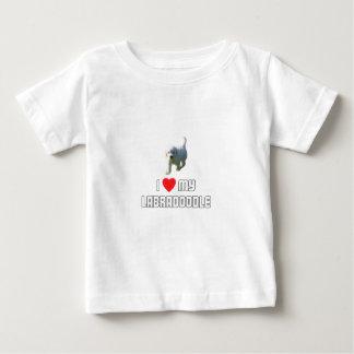 I Love My Labradoodle Tee Shirt