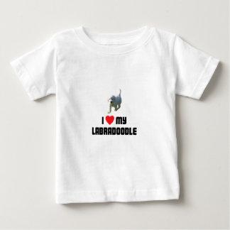 I Love My Labradoodle Tshirt